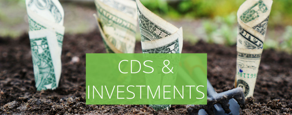 CDS and investments